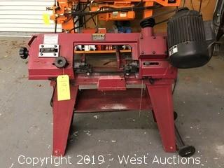 Central machinery 93762 Horizontal/Vertical Bandsaw