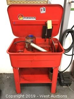 Chicago 94702 20 Gallon Parts washer