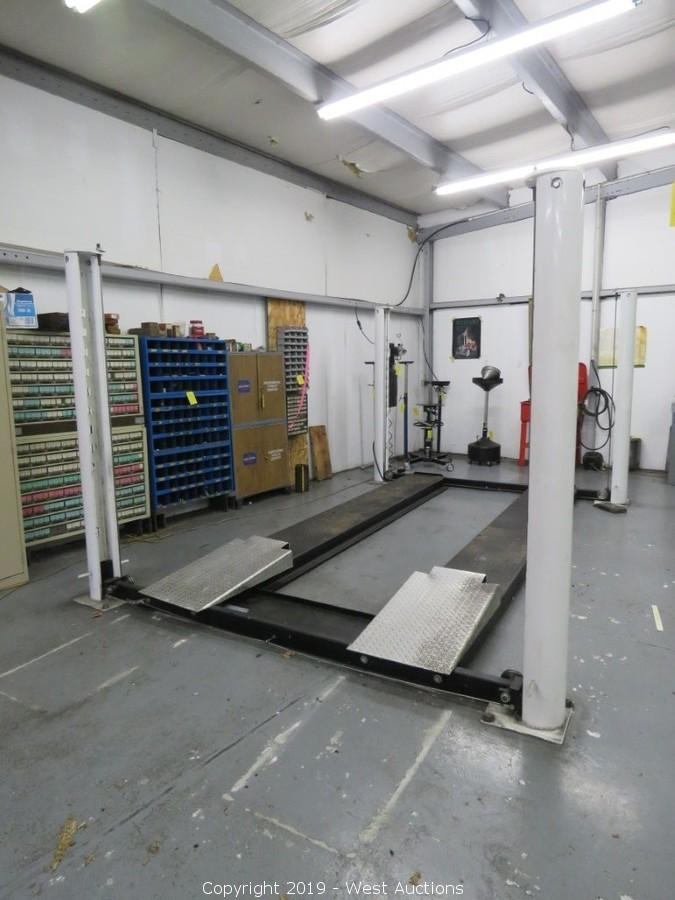 Online Auction of Automotive Machine Shop Equipment for Sale in Penngrove, CA