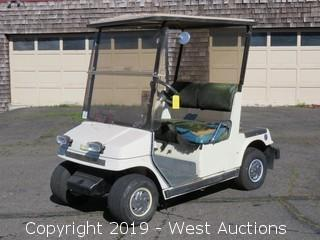 Yamaha Gas Powered Golf Cart