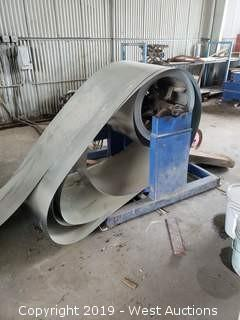 Sheet Metal Feed Unit
