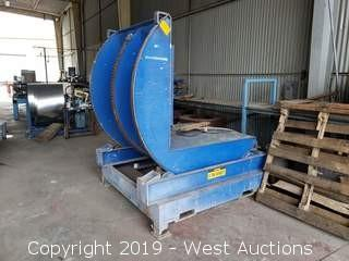 6 Ton Electric Coil Tipper/Upender