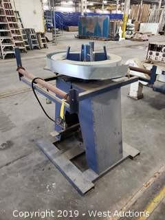 Rotary Coil Feed Machine