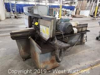 "HYDMech 32"" Automatic Band Saw"