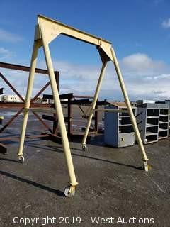 Portable Hoist A-Frame