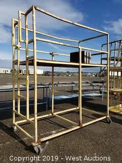 Portable Steel Frame Scaffolding