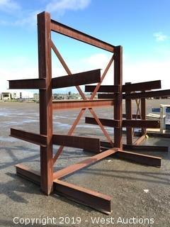 Steel Rack 10'x9'