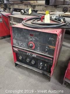 Lincoln Electric CV-305 Welder
