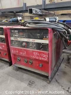 Lincoln Electric CV-300 Welder (Not Working)