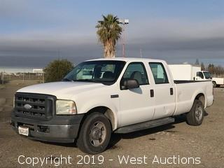 2006 Ford 250 XL Super Duty Truck