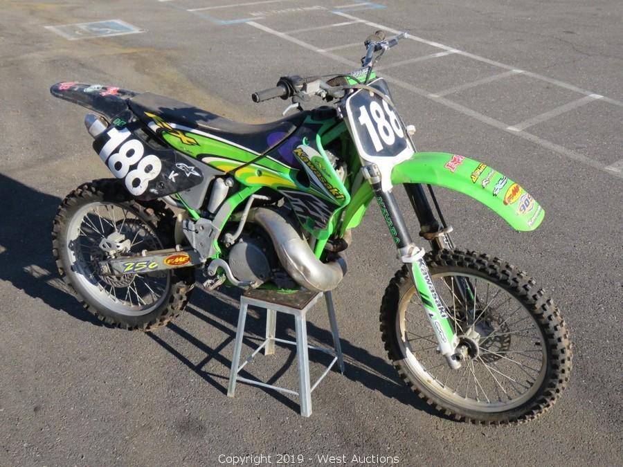 West Auctions - Auction: Online Auction of ATV, Dirt Bike, Go-Kart