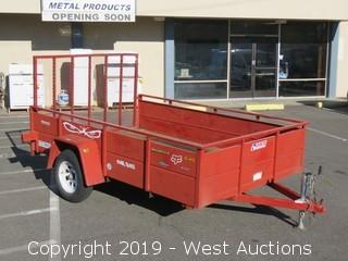 2002 Pace 10' Utility Trailer