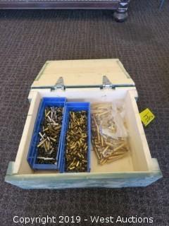 Brass: Ammo Case Full Of Casings
