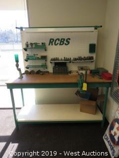 RCBS (80)+ Piece Ammunition Reloading Station