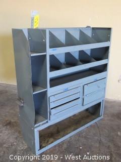 Adrian Steel 43' Van Tool Box