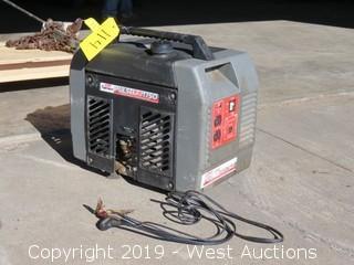 Coleman Powermate Plus 1750 Portable Generator