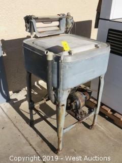 Vintage Electric Washing Machine