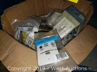 Box of Communication Circuit Wall Accessories