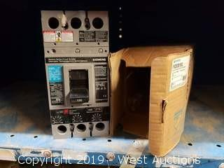 Siemens 150A Sentron Circuit Breaker