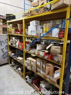 Bulk Lot; Assorted Threaded Conduit Bodies, Spring Nuts and More