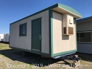 10' x 22' x 9' Portable Modular Building (1 Unit: H-100)