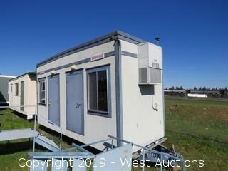 8' x 20' x 12' Portable Modular Building (1 Unit: DMV-1)