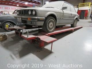 Car Ramp System