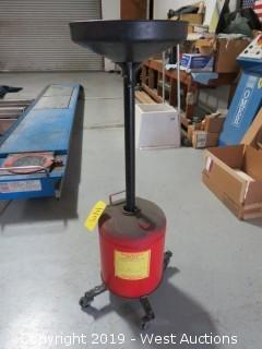Oil Draining Stand