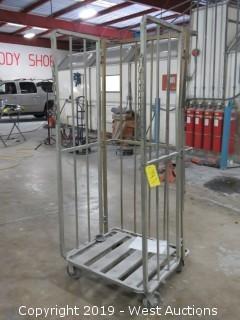 6' Portable Storage Cart