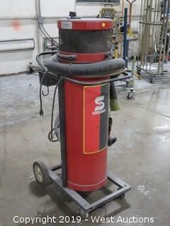 Safety-Kleen Abrasive Blasting Unit
