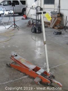 2.5 Ton Hydraulic Floor Jack