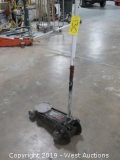 6000lb Hydraulic Floor Jack