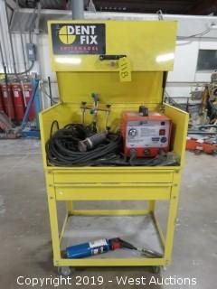 Dent Fix Work Station with Stud Welder