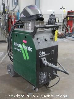 Migatronic Multimotive 221 Automig Machine