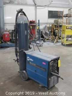 Millermatic 150 CV•DC Arc Welding Power Source/Wire Feeder