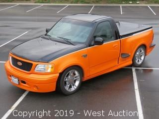 2003 Ford F-150 Stepside Pickup Truck