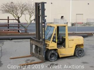 Hyster H135XL 12,500 lb Capacity Propane Forklift