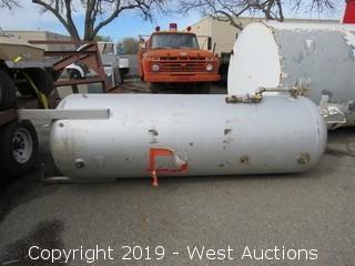 10' Buehler Storage Tank