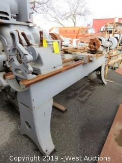 Smith Booth Usher R-101 Lathe
