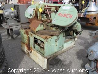 Rusch Horizontal Bandsaw