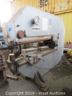 Trumpf CN700 Nibbling Machine