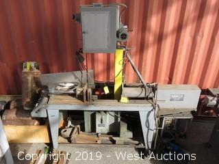 Hem-Saw V100 Heavy Duty Vertical Bandsaw