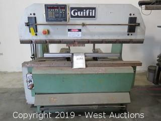 1993 Guifil PE20-60 66-Ton Hydraulic Press Brake