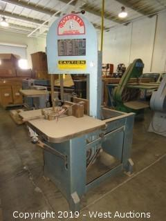 Roll-In Saw Vertical Band Saw EF1459