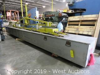 Woods Powr-Lift Suction Machine