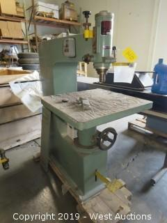 Holz Machinery Pin Router