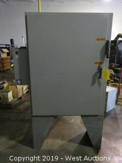 Hoffman A-464 Electrical Control Panel Enclosure