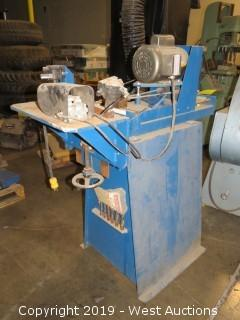 Paoco 350 Doweling Machine
