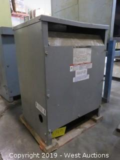Square D Single Phase General Purpose Transformer