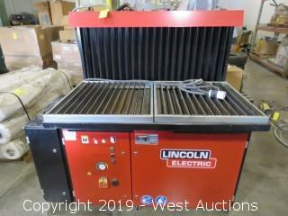 2011 Lincoln Electric 400-MS/A DownDraft Machine